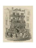 Poulterer's Shop on Holborn Hill Reproduction procédé giclée