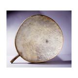 A Shaman's Hand Drum Giclee Print