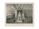 Her Majesty's Boudoir in the Great Exhibition of 1851 Giclee Print