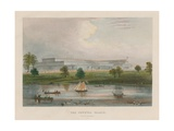 The Crystal Palace from the Serpentine Giclee Print