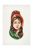 Nancy, Oliver Twist Giclee Print by Peter Jackson