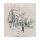 The House of William Morris in Hammersmith Giclee Print by Herbert Railton