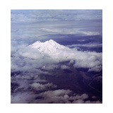 Mount Iliamna (Volcano) Giclee Print