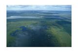 The Yukon-Kuskokwim Delta Giclee Print