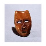A Miniature Mask Giclee Print