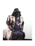 Samurai Jinbaori (War Coat), for Wearing over Armour Giclee Print