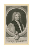 The Right Reverend Father in God, Francis Lord Bishop of Rochester and Dean of Westminster Giclee Print by Sir Godfrey Kneller