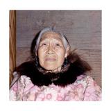 Eskimo Woman Giclee Print