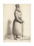 Gentleman of London Giclee Print by Richard Dighton