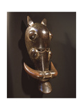 A Mask Called 'Leu', Representing a Warthog in the Do Masquerades of the Ligbe Giclee Print