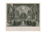 Court of Common Council, Guildhall, London; Presentation of a Petition Giclee Print by Thomas Hosmer Shepherd