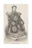 Emperor of China Giclee Print by Alfred Crowquill
