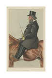 Sir John Whitaker Ellis Giclee Print by Leslie Matthew Ward