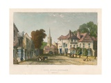 Gate House, Highgate, London Giclee Print by John Henry Henshall