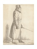 William Philip Molyneux, 2nd Earl of Sefton; a Good Whip Giclee Print by Richard Dighton