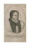 Lancelot Andrewes Giclee Print by Wenceslaus Hollar