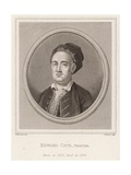 Edward Cave, Printer, Born 1891, Died 1754 Giclee Print by Francis Kyte