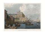Greenwich Hospital Giclee Print