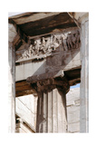 The Parthenon Frieze Giclee Print