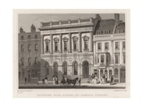 Arthur's Club House, St James's Street, London Giclee Print by Thomas Hosmer Shepherd