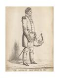 Sir Murray Maxwell Giclee Print by Richard Dighton
