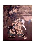 Poster for Kabuki Theatre Giclee Print