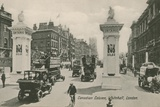 Canadian Column, Whitehall, London Photographic Print