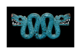 Pectoral Ornament in the Form of a Double-Headed Serpent Giclee Print