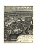 The Old English Fayre at the Royal Albert Hall Giclee Print