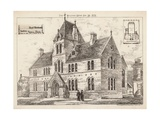 Royal Workman's Institute, Victoria Docks Giclee Print