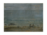 By the Shore, St Giclee Print by James Abbott McNeill Whistler
