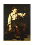Professional Pride Giclee Print by John George Brown