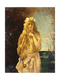 Ophelia Giclee Print by Alfred Emile Stevens