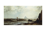 St, 1876 Giclee Print by Alfred Thompson Bricher