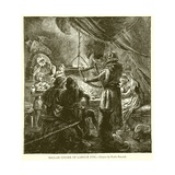 Ballad Singer of Langue D'Oc Giclee Print by Emile Antoine Bayard