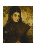 A Spanish Beauty Giclee Print by Louise, nee Goode Jopling