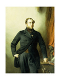 Portrait of Dr, 1853 Giclee Print by Eastman Johnson