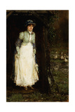 Spring Showers Giclee Print by George Henry Boughton