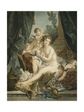 La Toilette De Venus, after Francois Boucher, 1783 Giclee Print by Jean-francois Janinet