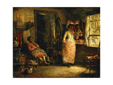 She's Bound to Shine, C.1885 Giclee Print by Edward Lamson Henry
