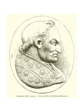 Gregory the Great Giclee Print