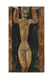 Caryatid; Cariatide, C.1911-1913 Giclee Print by Amedeo Modigliani
