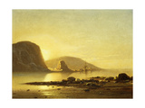 Sunrise Cove Giclee Print by William Bradford