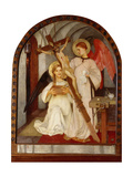 A Devout Brother of the Order of St Francis Giclee Print by Marianne Stokes