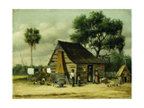 Wash Day Giclee Print by William Aiken Walker