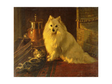 Best of Friends Gicléetryck av Wright Barker