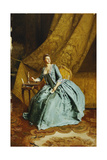 The Missive Giclee Print by Gustave Jacquet
