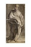 An Apostle (Saint Bartholomew), C. 1540-50 Giclee Print by Domenico Beccafumi