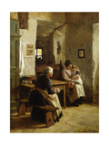 Mother Love Giclee Print by Walter Langley