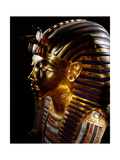 The Mask of Tutankhamun Giclee Print